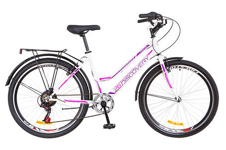 Велосипед для девушек женский спортивный Дискавери Prestige Woman 26 16г, фото 2