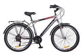 Велосипед  спортивный с багажником Formula Magnum 26  дюймов