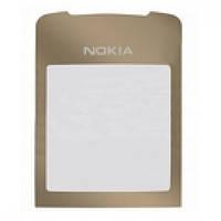 Стекло На корпус для Nokia 8800 Sirocco, золотое