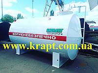 Резервуар для нефтепродуктов, емкость для хранения ГСМ,  модуль АЗС, мини АЗС, мини заправка, фото 1