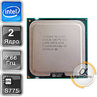 Процессор Intel Core2Duo E7300 (2×2.66GHz/3Mb/s775) БУ