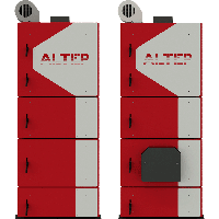 Промисловий котел ALtep (Альтеп) Duo Uni Plus (KT 2EN) 250 кВт