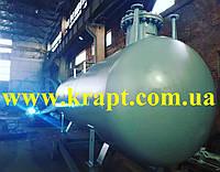 Емкость для СУГ, резервуар для газа  10 м.куб, подземный