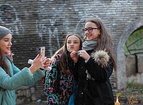 Пеший квест для детей на день рождения для Люды 13 лет  11.11.2017 3