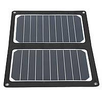 10W 6V 6mm Тонкий & Light USB Солнечная Панель Внешняя Батарея Зарядное устройство Power Bank Pad