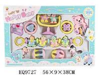 Набор Детских погремушек HAPPY BABY 2316-6