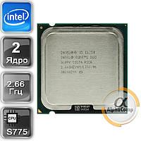 Процессор Intel Core2Duo E6750 (2×2.66GHz/4Mb/s775) БУ
