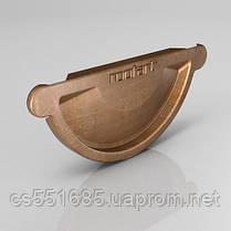 Заглушка универсальная- водосточная система  Scandic Copper Roofart 125/87