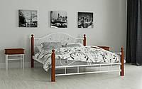 ✅Металлическая кровать Гледис 80х190 см. Мадера