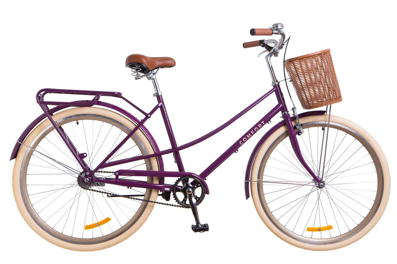 Велосипед 3 скорости на планетарке Комфорт Female 28 дюймов