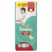 Подгузники-трусики Pampers Pants Junior 5 (12-18 кг) 48шт.