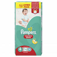 Подгузники-трусики Pampers Pants Maxi 4 (9-14 кг) 52 шт.