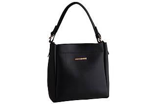 Женская сумка Michael Kors Jet Set Black, фото 3