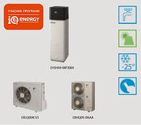 Тепловой насос воздух-вода  Daikin Altherma ( 14.8 кВт ) EHSX16Р50B + ERLQ014CV3, фото 1