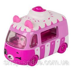 Мини-машинка Shopkins фургончик с мороженым и шопкинс