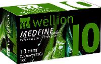 "Иглы ""Wellion MEDFINE plus"" (10мм) - 100шт. (Австрия)"