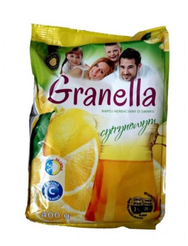 Чай Granella з ароматом лимона 400 гр.