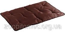 JOLLY 85 CUSHION BROWN -Подушка для собак з водонепроникного матеріалу ferplast, 83-50 см