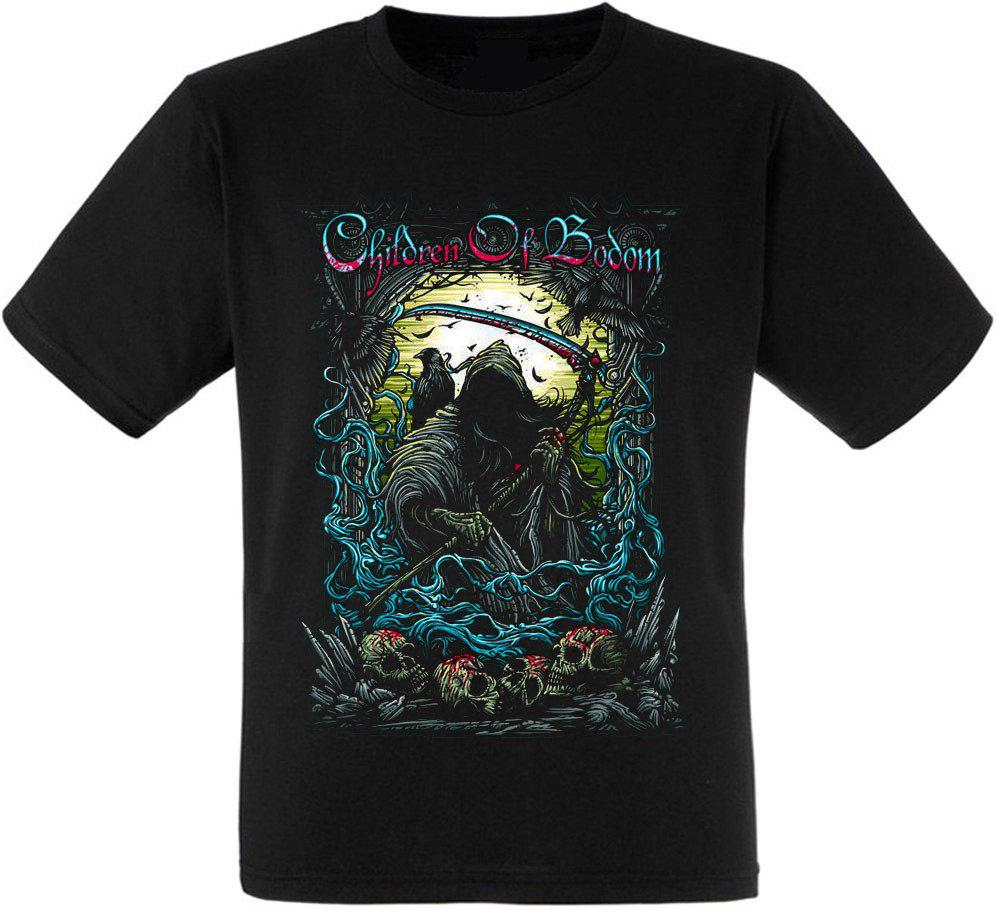 Футболка Children Of Bodom (death)