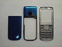 Корпус Nokia 6700 classic с клавиатурой хром (серебристый)