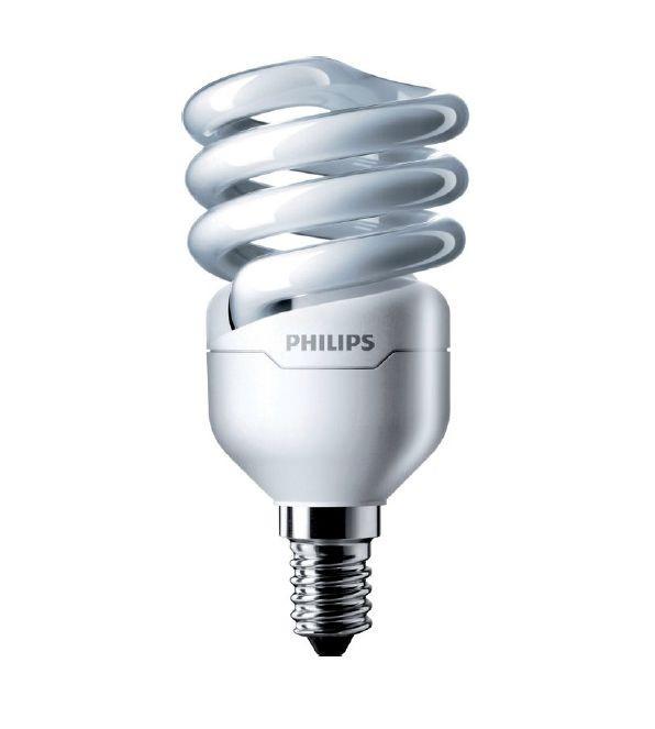 Лампа Tornado T2 12W WW E14 PHILIPS