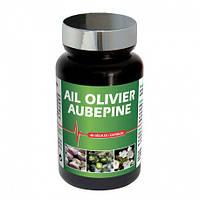 Чеснок,лист оливы,цветы боярышника - нормализует артериальное давление Nutri Expert 60 капсул