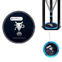TEVO® 348мм Круглая наклейка с подогревом для 3D-принтера Специальная изолирующая пленка для крупнозернистого песка - 1TopShop