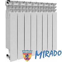Радиатор Mirado Lux 500/96 алюминиевый