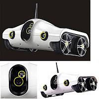 69-001WifiКонтрольныйбеспроводнойробот-шпион-роботRC Авто с поддержкой видео камера Android Игрушка для телефона IOS