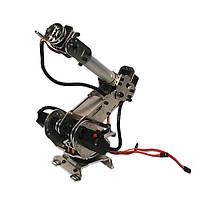 6DOF SNAM1100 Жесткий сплав DIY Рукав робота с 4 шт MG996R Сервопривод 2шт MG90S Сервопривод