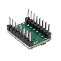 FLSUN® 2PCS A4988 Reprap Stepper Мотор Модуль драйвера с радиатором для 3D-принтера, фото 3
