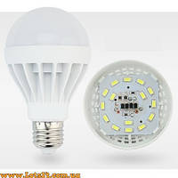 Энергосберегающая светодиодная лампа 9W E27 15 LED (лампочка Е27)