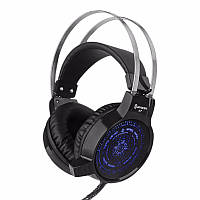 V7 Colorful Light Flashing Gaming Headphone Headset with Mic Deep Bass для планшетного компьютера Lattop 1TopShop