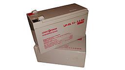 Аккумулятор гелевый LPM-GL 12 - 7,5 AH
