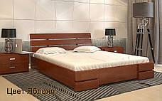 ✅Деревянная кровать Дали Люкс с механизмом 160х190 см ТМ Arbor Drev, фото 3
