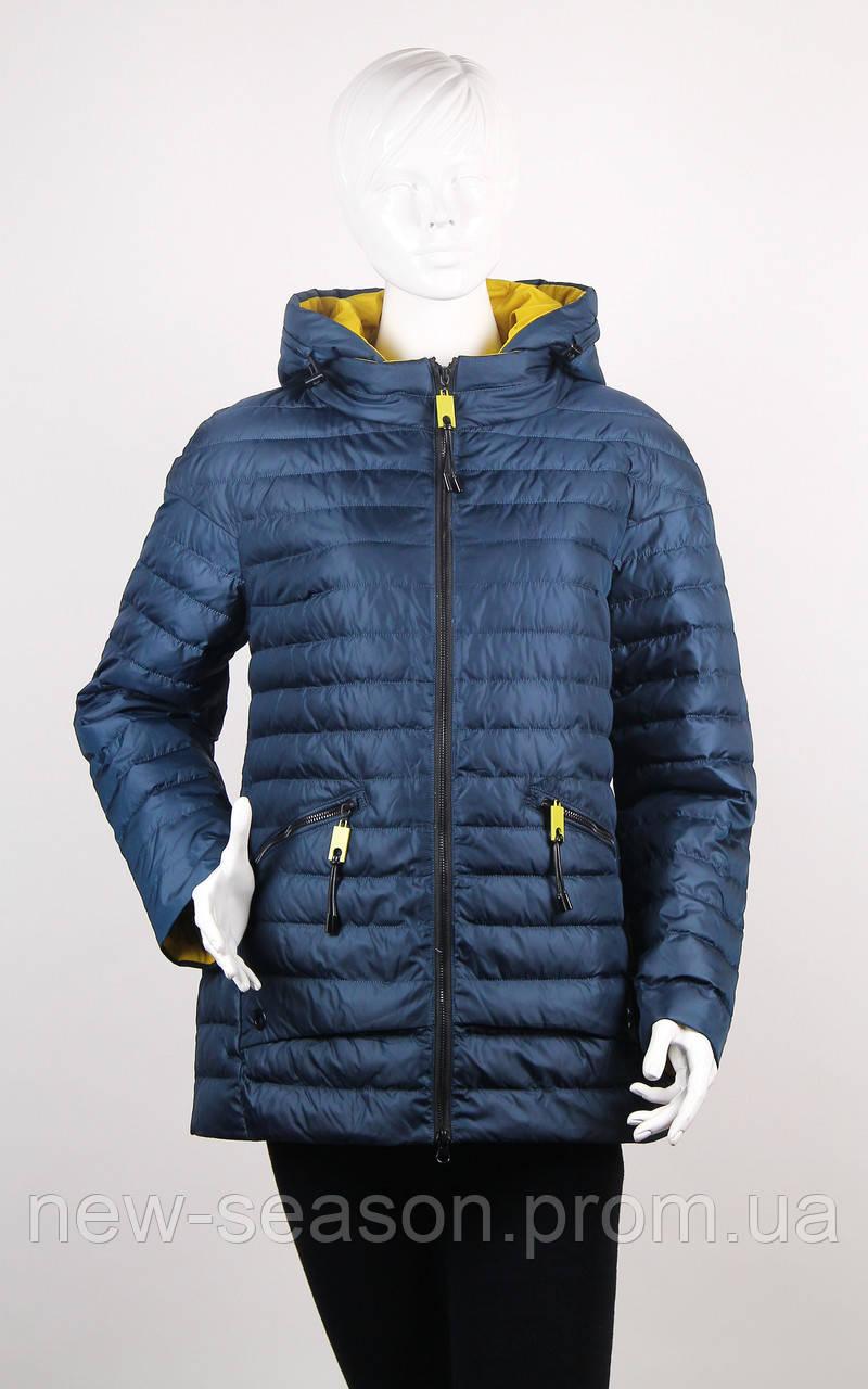 Демисезонная куртка MEAJIATEER M18-46 изумруд