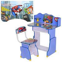 Детская парта растишка Человек Паук SpiderMan (558), фото 1