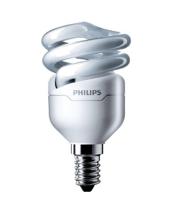 Лампа Tornado T2 8W WW E14 PHILIPS