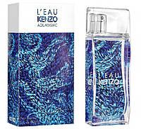Kenzo L'Eau Aquadisiac Pour Homme туалетная вода 100 ml. (Кензо Л'Еау Аквадизиак Пур Хом)