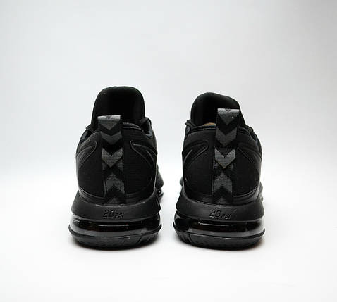 Мужские кроссовки реплика Nike Air Max 270 Full Black / найк / ТОП МОДЕЛЬ ВЕСНА 2018, фото 2
