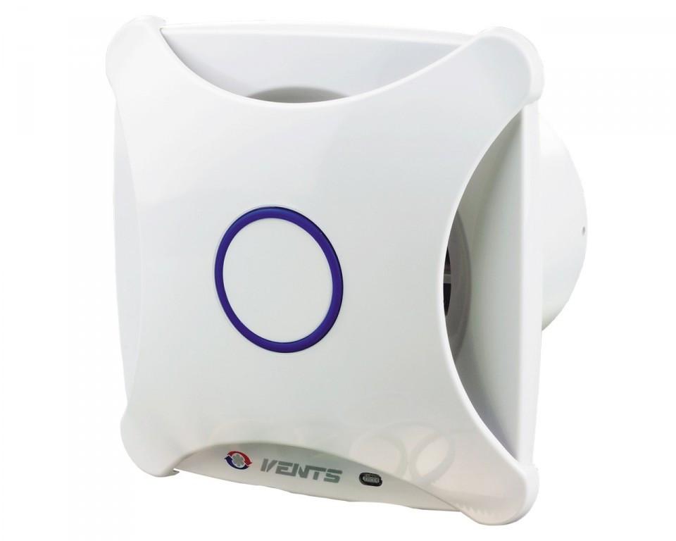 Вытяжной вентилятор ВЕНТС 125 ХВТ, VENTS 125 ХВТ