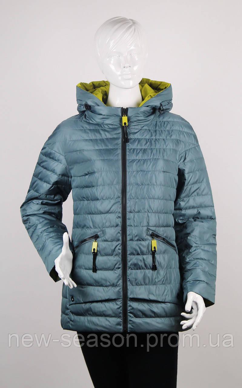 Демисезонная куртка MEAJIATEER M18-46 малахит