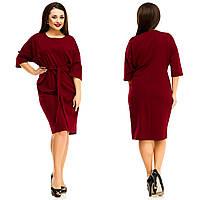 Платье женское большие размеры (цвета) АНД5060, фото 1