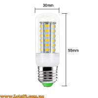 Энергосберегающая светодиодная лампа 18W E27 56 LED (лампочка Е27)