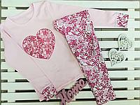 Пижамка для девочки подростка ТМ Фламинго рост 134