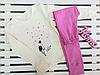Пижамка для девочки подростка ТМ Фламинго рост 134,