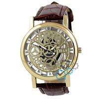 Оригинальные мужские часы скелетоны Sceleton SSBN-1092-0003