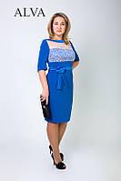 Платье Версаль 8215-2 (р.48-54)