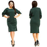 Платье женское большие размеры (цвета) АНД5056, фото 1