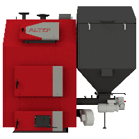 Пеллетный котел Альтеп (Altep) TRIO Pellet (KT-3E-SH) 250 кВт